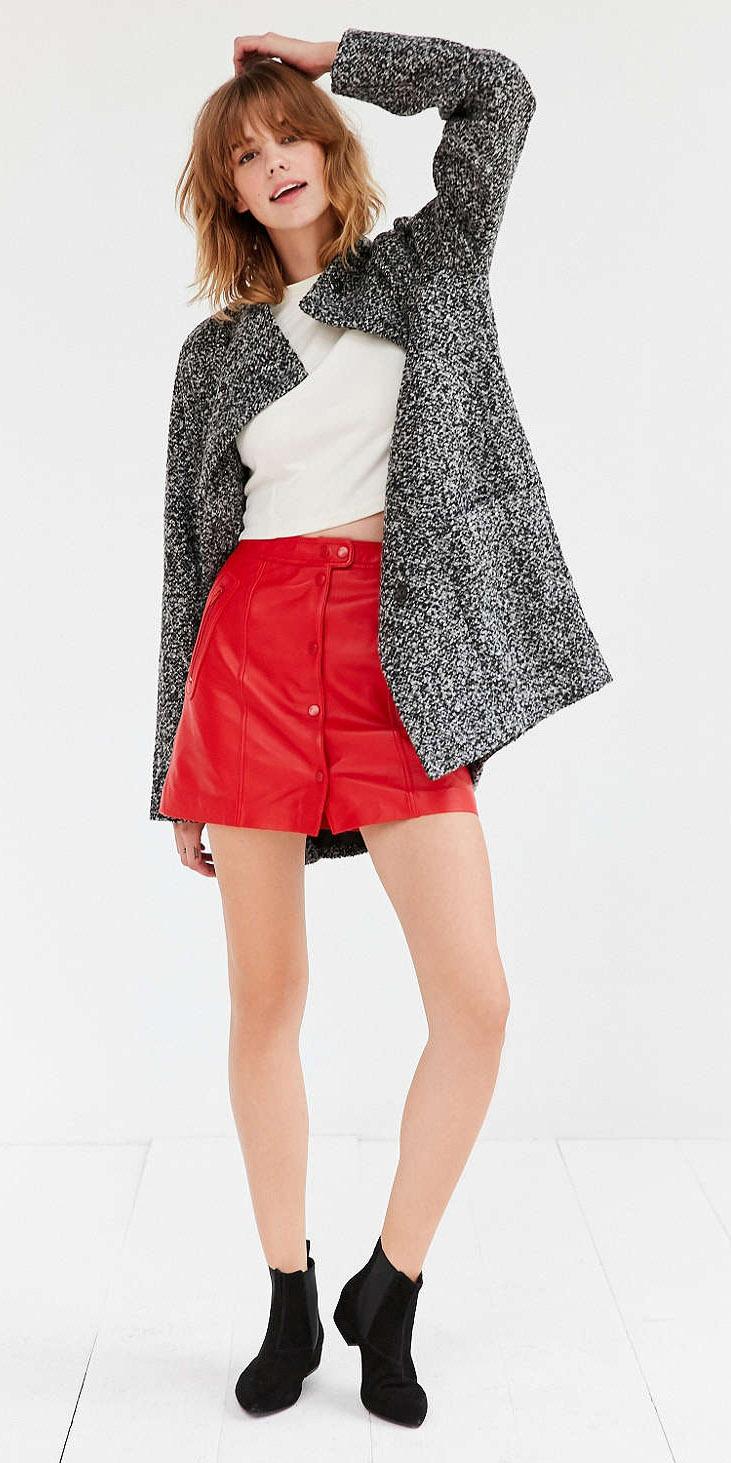 red-mini-skirt-white-tee-crop-wear-style-fashion-fall-winter-grayl-cardiganl-black-shoe-booties-hairr-weekend.jpg