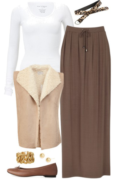 white-tee-tan-vest-moto-bracelet-studs-skinny-belt-leopard-print-brown-maxi-skirt-fall-winter-weekend.jpg