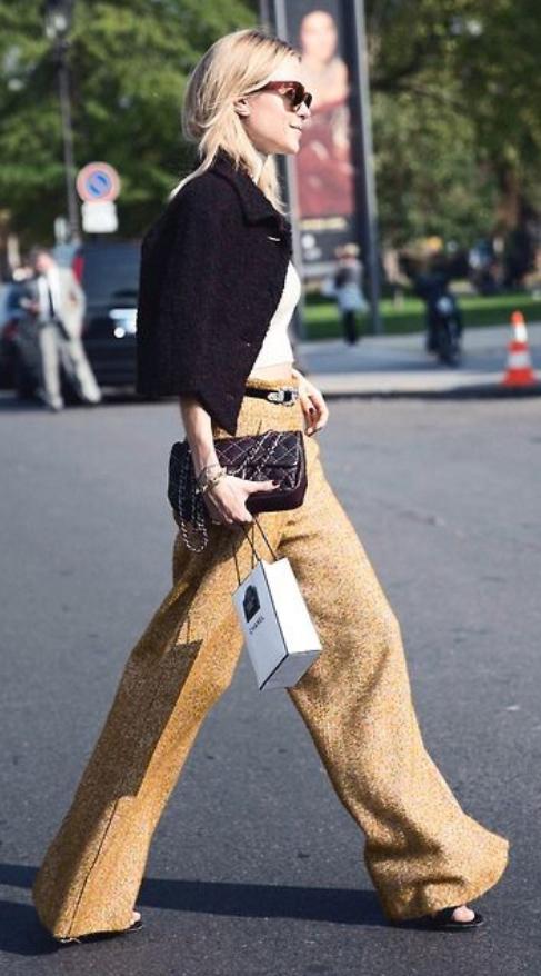 o-tan-wideleg-pants-white-tee-black-jacket-lady-belt-black-bag-sun-howtowear-style-fashion-fall-winter-black-shoe-sandalh-tweed-blonde-work.jpg