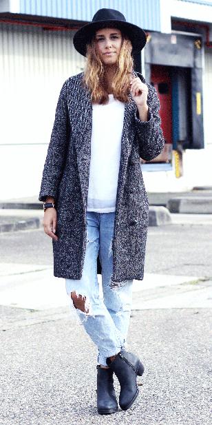 blue-light-boyfriend-jeans-white-tee-grayd-jacket-coatigan-black-shoe-booties-hat-outfit-fall-winter-hairr-lunch.jpg