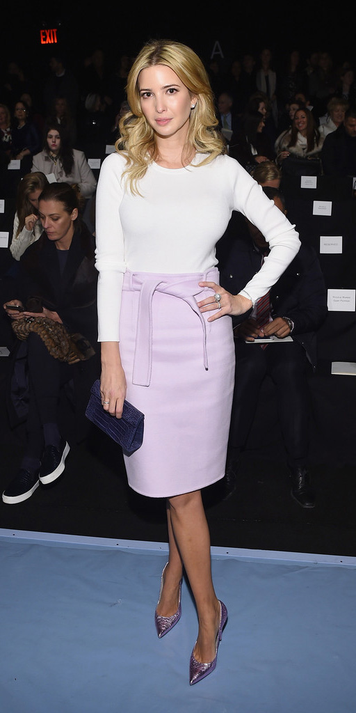 purple-light-pencil-skirt-white-tee-ivankatrump-spring-summer-blonde-dinner.jpg