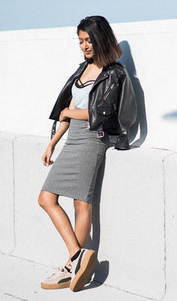 grayl-pencil-skirt-white-tee-black-bralette-black-jacket-moto-white-shoe-sneakers-howtowear-fashion-style-outfit-spring-summer-brun-weekend.jpg
