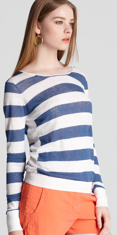 orange-slim-pants-blue-med-tee-stripe-earrings-howtowear-fashion-style-outfit-spring-summer-hairr-lunch.jpg