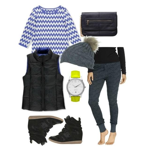 grayd-joggers-pants-blue-med-tee-stripe-black-vest-puffer-black-bag-black-shoe-sneakers-howtowear-fashion-style-outfit-fall-winter-beanie-watch-sweats-wedge-weekend.jpg