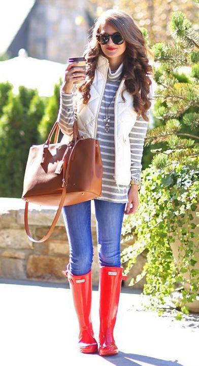 blue-med-skinny-jeans-white-vest-puffer-cognac-bag-red-shoe-boots-rain-wellies-turtleneck-sun-grayl-tee-stripe-fall-winter-hairr-weekend.jpg