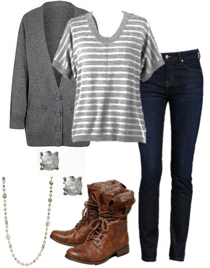 blue-navy-skinny-jeans-grayl-cardiganl-necklace-studs-cognac-shoe-booties-grayl-tee-stripe-fall-winter-weekend.jpg
