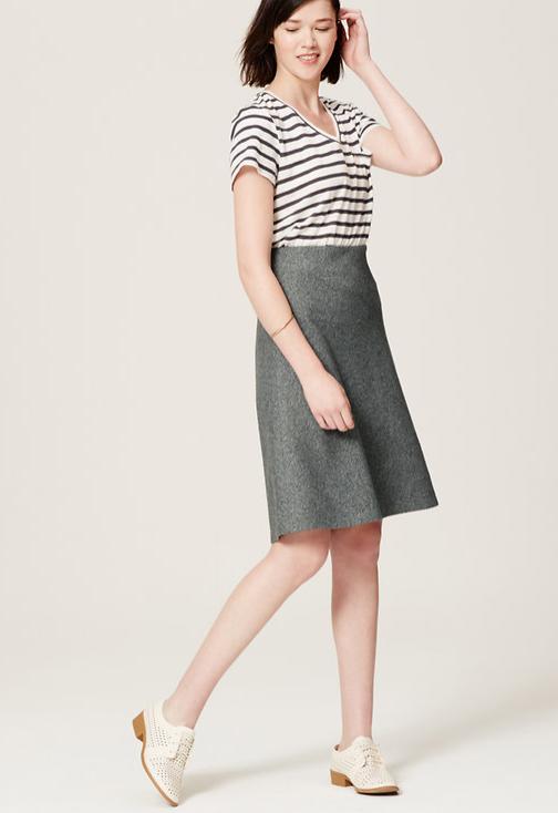 grayl-aline-skirt-grayd-tee-stripe-loft-wear-style-fashion-spring-summer-white-shoe-brogues-brun-lunch.jpg