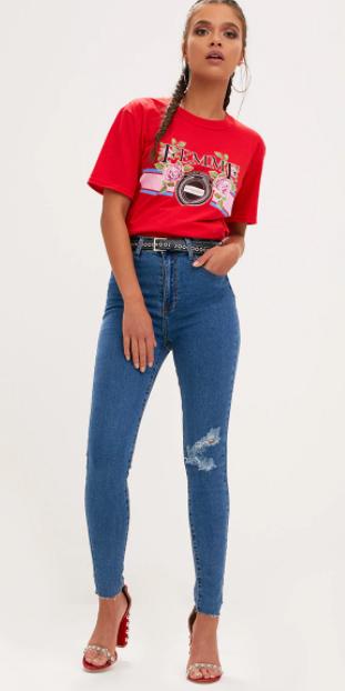 blue-med-skinny-jeans-belt-hoops-braids-red-graphic-tee-fall-winter-hairr-lunch.jpg