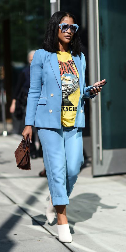 blue-light-culottes-pants-yellow-graphic-tee-brun-lob-sun-brown-bag-white-shoe-pumps-blue-light-jacket-blazer-suit-fall-winter-lunch.jpg
