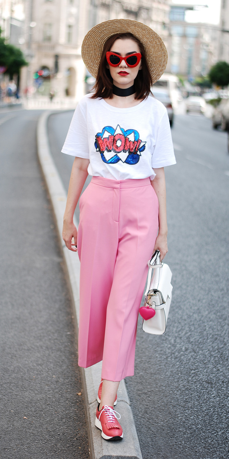 pink-light-culottes-pants-white-graphic-tee-choker-sun-hat-white-bag-pink-shoe-sneakers-hairr-spring-summer-weekend.jpg