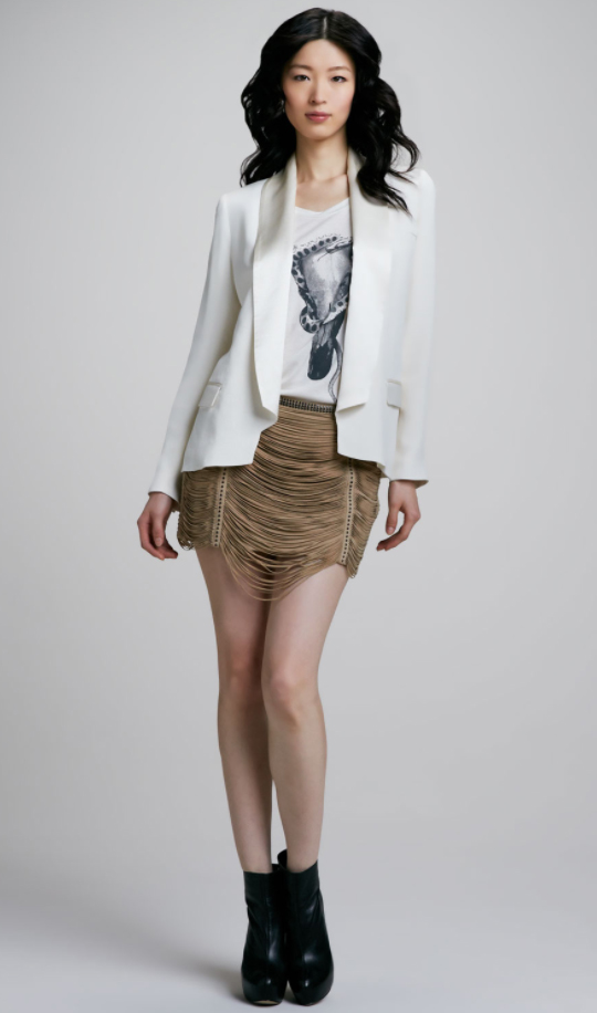 o-tan-mini-skirt-white-graphic-tee-white-jacket-black-shoe-booties-brun-fashion-style-outfit-fall-winter-dinner.jpg