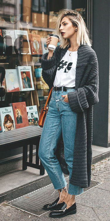blue-light-crop-jeans-belt-grayd-cardiganl-blonde-lob-black-shoe-loafers-cognac-bag-white-graphic-tee-fall-winter-weekend.jpg
