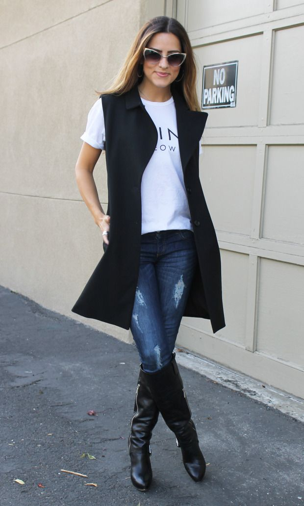 blue-med-skinny-jeans-white-graphic-tee-hairr-sun-black-vest-tailor-black-shoe-boots-fall-winter-lunch.jpg