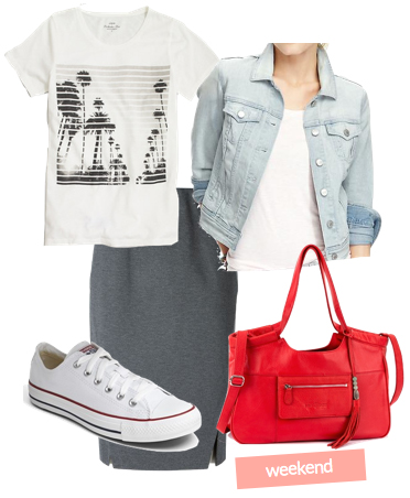 grayd-pencil-skirt-white-graphic-tee-blue-light-jacket-jean-white-shoe-sneakers-red-bag-spring-summer-weekend.jpg