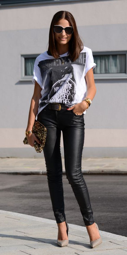 black-skinny-jeans-white-graphic-tee-sun-spring-summer-hairr-sun-belt-dinner.jpg