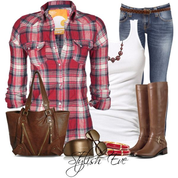 blue-med-skinny-jeans-white-tank-brown-shoe-boots-brown-bag-bracelet-red-plaid-shirt-fall-winter-weekend.jpg