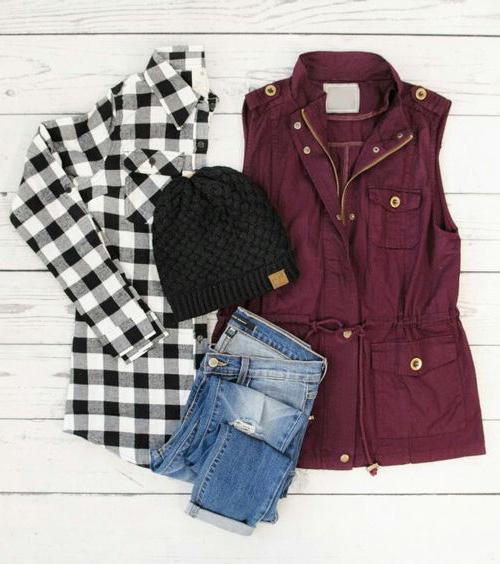 blue-med-skinny-jeans-beanie-burgundy-vest-utility-black-plaid-shirt-fall-winter-weekend.jpg