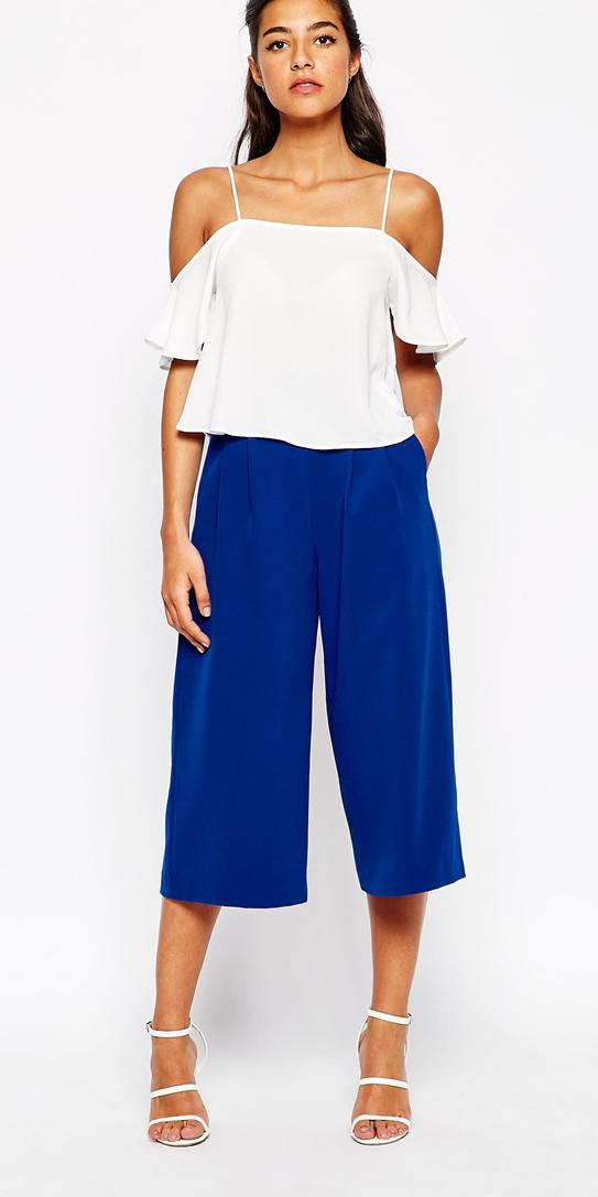 blue-navy-culottes-pants-white-top-offshoulder-cobalt-white-shoe-sandalh-spring-summer-brun-dinner.jpg