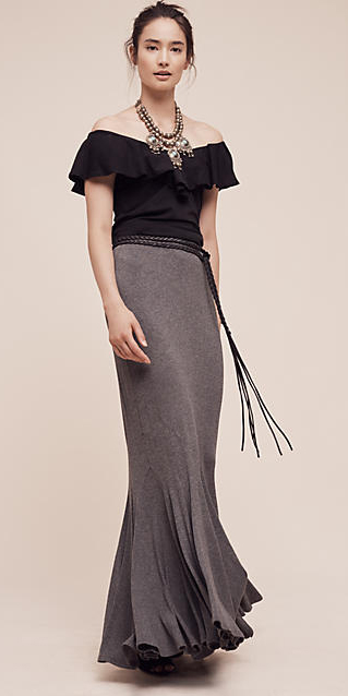 grayl-maxi-skirt-black-top-offshoulder-necklace-bib-bun-wear-style-fashion-fall-winter-bib-necklace-brun-dinner.jpg