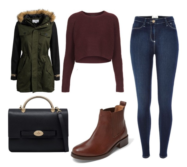 blue-navy-skinny-jeans-r-burgundy-sweater-green-olive-jacket-coat-parka-black-bag-cognac-shoe-booties-howtowear-fashion-style-outfit-fall-winter-weekend.jpg