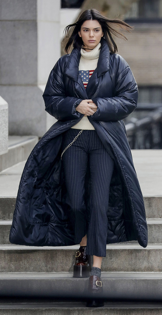 blue-navy-slim-pants-kendalljenner-white-sweater-turtleneck-brun-socks-burgundy-shoe-loafters-blue-navy-jacket-coat-parka-fall-winter-outfit-lunch.jpg