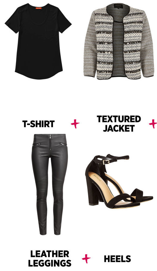 black-leggings-black-tee-grayl-jacket-lady-black-shoe-sandalh-howtowear-fall-winter-leather-work.jpg