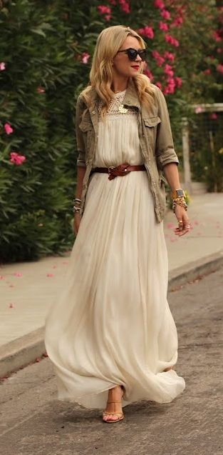 white-dress-maxi-belt-camel-jacket-utility-blonde-fall-winter-lunch.jpg
