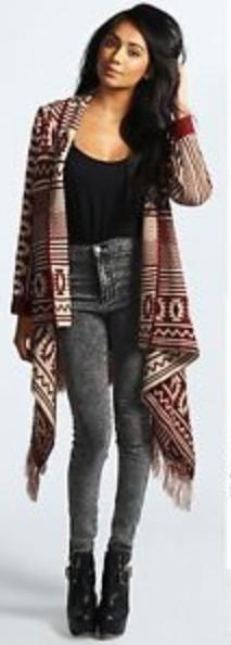 grayd-skinny-jeans-black-top-tank-red-cardiganl-howtowear-fashion-style-outfit-fall-winter-print-drape-black-shoe-booties-brun-lunch.jpg