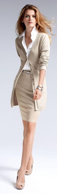 o-tan-pencil-skirt-white-collared-shirt-howtowear-fashion-style-outfit-spring-summer-tan-cardiganl-skinny-belt-tan-shoe-pumps-hairr-work.jpg
