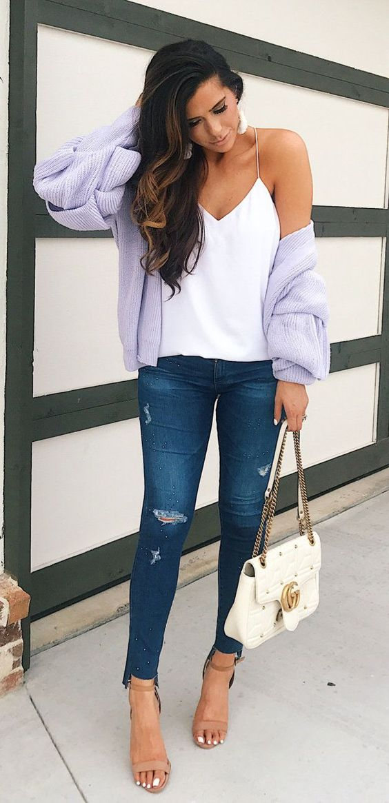 blue-navy-skinny-jeans-white-cami-purple-light-cardigan-white-bag-hairr-earrings-tan-shoe-sandalh-spring-summer-lunch.jpg