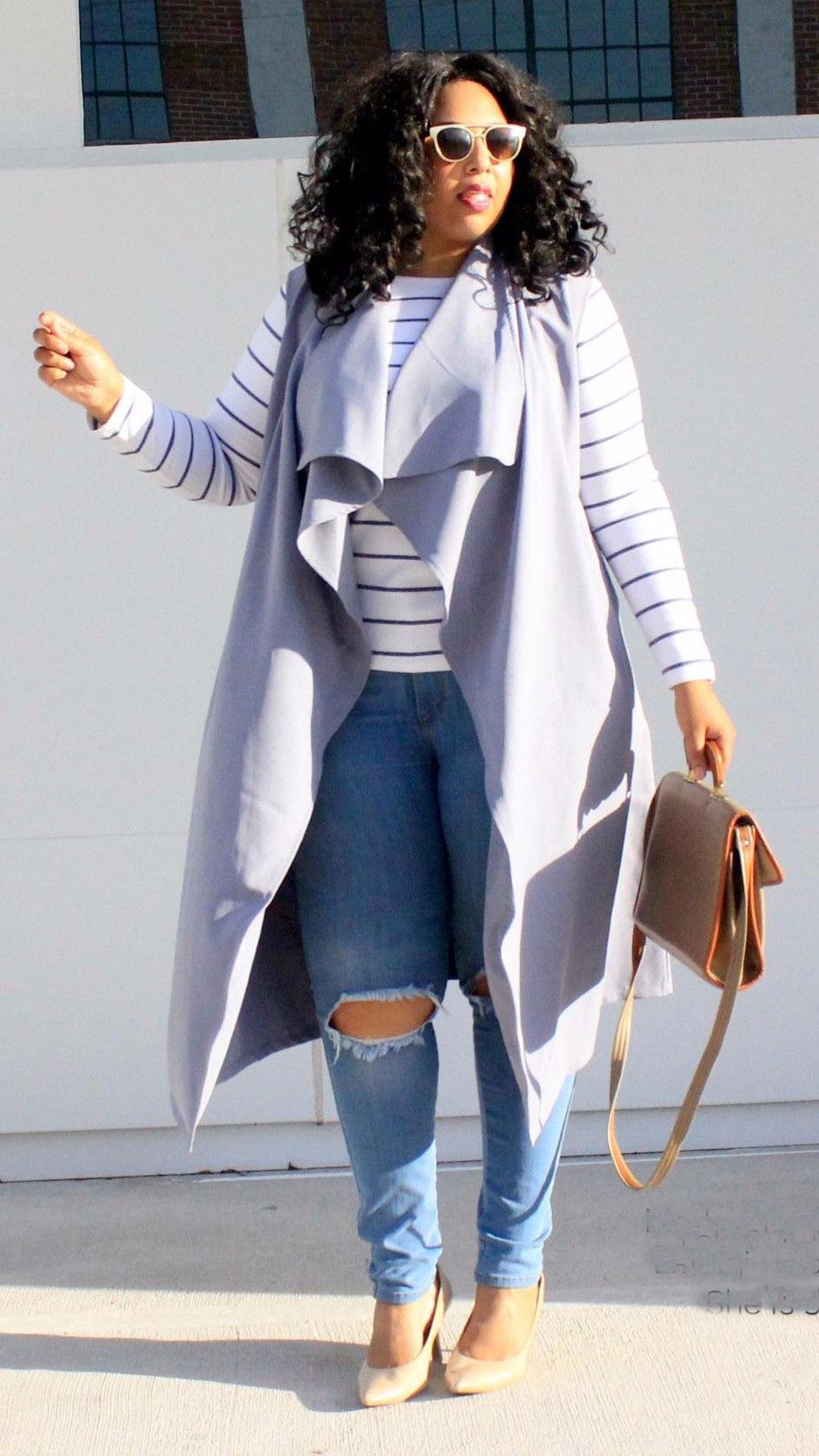 blue-med-skinny-jeans-blue-navy-tee-stripe-brun-sun-cognac-bag-tan-shoe-pumps-grayl-vest-knit-plussize-fashion-fall-winter-lunch.jpg