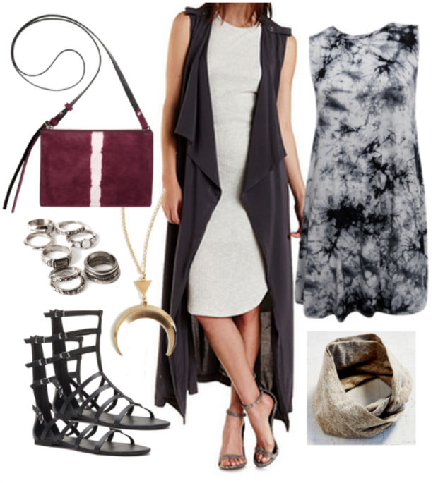 grayd-dress-zprint-black-vest-knit-black-shoe-sandals-red-bag-crossbody-pend-necklace-tank-wear-style-fashion-spring-summer-gladiators-weekend.jpg