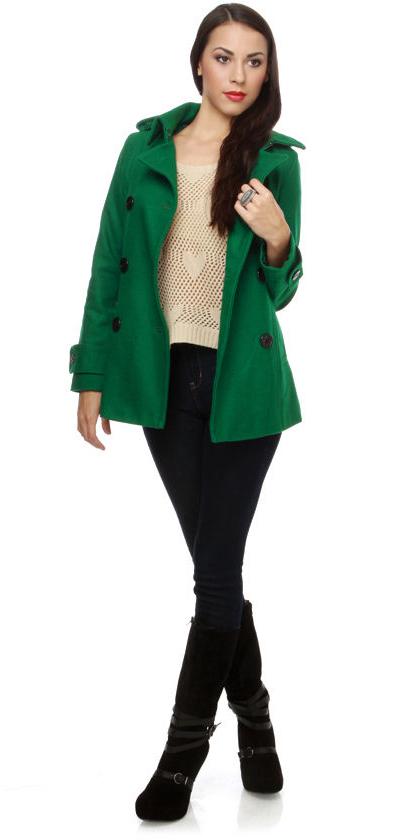 blue-navy-skinny-jeans-tan-sweater-brun-black-shoe-boots-green-emerald-jacket-coat-peacoat-fall-winter-lunch.JPG