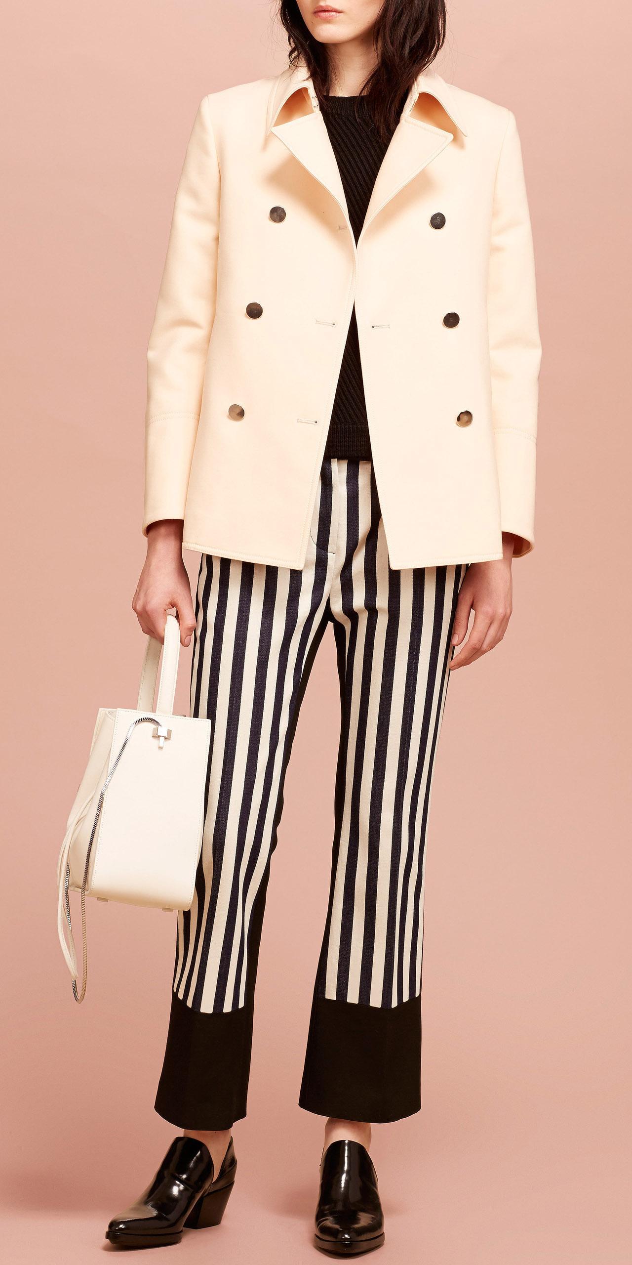 white-wideleg-pants-vertical-stripe-white-bag-black-sweater-black-shoe-loafers-white-jacket-coat-peacoat-fall-winter-lunch.jpg