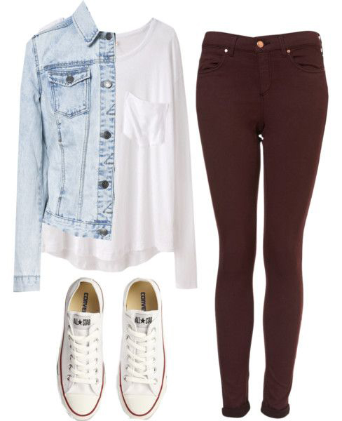 r-burgundy-skinny-jeans-white-tee-blue-light-jacket-jean-white-shoe-sneakers-howtowear-fashion-style-outfit-spring-summer-weekend.jpg