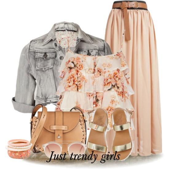 peach-maxi-skirt-peach-cami-floral-print-blue-light-jacket-jean-cognac-bag-tan-shoe-sandals-sun-bracelet-belt-fashion-style-outfit-spring-summer-lunch.jpg