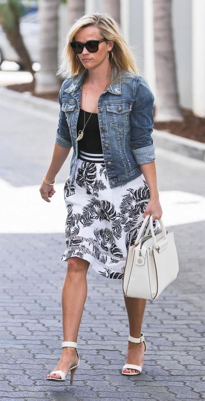 white-aline-skirt-floral-print-blue-med-jacket-jean-sun-blonde-reesewitherspoon-white-bag-black-tank-white-shoe-sandalh-spring-summer-blonde-lunch.jpg