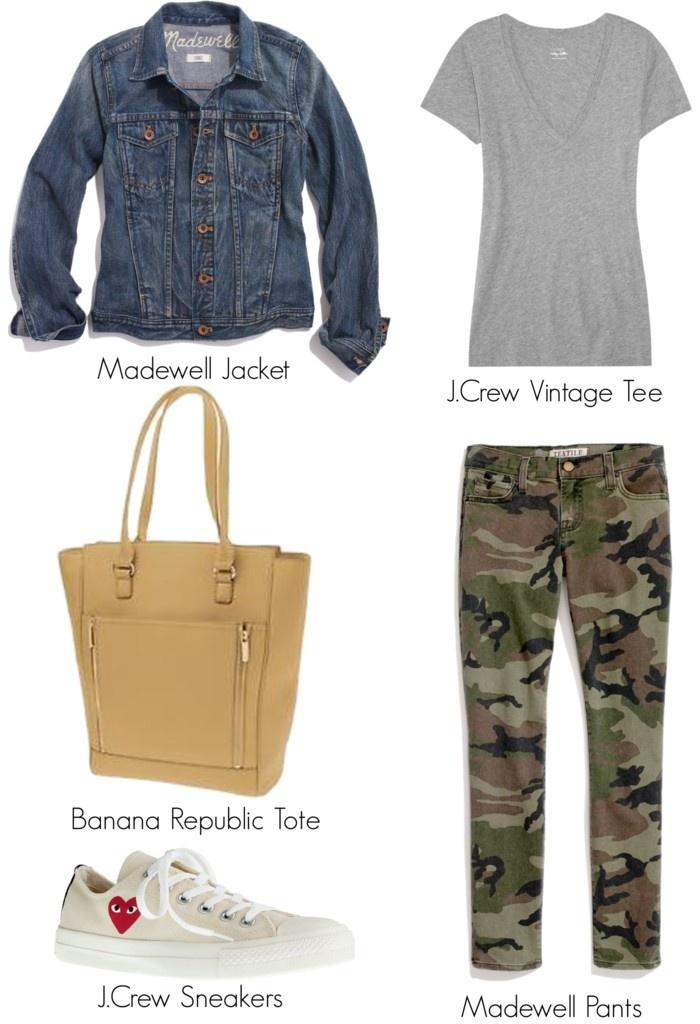 green-olive-skinny-jeans-camo-print-blue-med-jacket-jean-grayl-tee-tan-bag-tote-white-shoe-sneakers-spring-summer-weekend.jpg