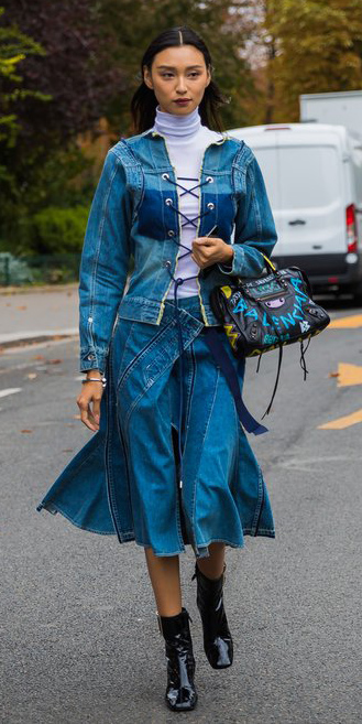 blue-med-midi-skirt-denim-blue-med-jacket-jean-black-bag-black-shoe-booties-fall-winter-brun-lunch.jpg