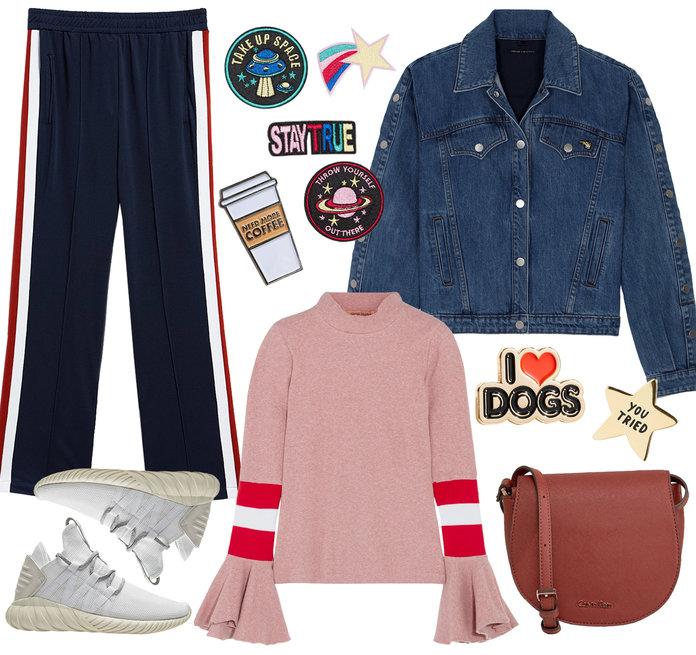 blue-navy-wideleg-pants-track-pink-light-sweater-bellsleeve-white-shoe-sneakers-blue-med-jacket-jean-cognac-bag-fall-winter-weekend.jpg