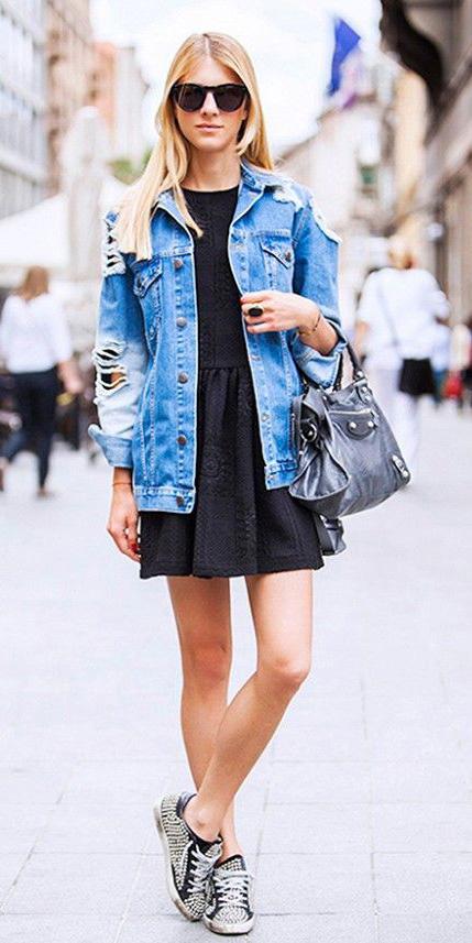black-dress-blue-med-jacket-jean-black-shoe-sneaker-howtowear-fashion-style-outfit-fall-winter-mini-oversized-basic-blonde-weekend.jpg