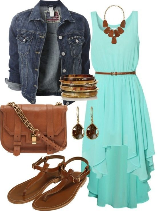 green-light-dress-tank-bib-necklace-skinny-belt-earrings-cognac-bag-cognac-shoe-sandals-blue-navy-jacket-jean-bracelet--howtowear-fashion-style-outfit-spring-summer-lunch.jpg