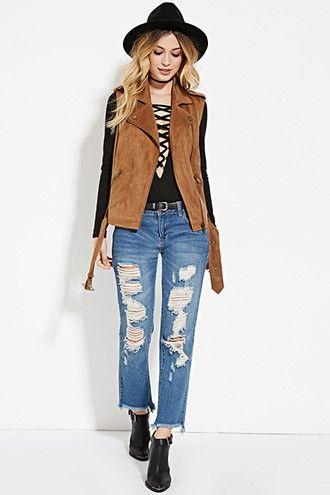 blue-med-boyfriend-jeans-black-shoe-booties-belt-black-top-camel-vest-moto-blonde-ha-fall-winter-lunch.jpg