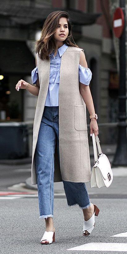 blue-med-boyfriend-jeans-blue-light-top-tan-vest-tailor-white-bag-white-shoe-sandalh-brun-fall-winter-lunch.jpg