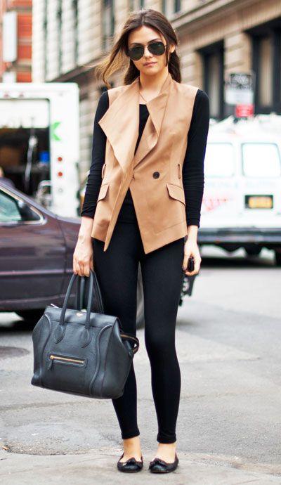 black-leggings-black-tee-brun-sun-black-bag-black-shoe-flats-camel-vest-tailor-fall-winter-weekend.jpg