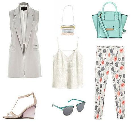 white-slim-pants-print-sun-necklace-white-shoe-sandalw-green-bag-grayl-vest-tailor-white-cami-spring-summer-work.jpg