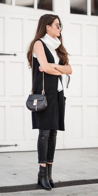 black-skinny-jeans-white-sweater-sleeveless-black-vest-tailor-hairr-black-bag-black-shoe-booties-fall-winter-lunch.jpg