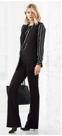 black-wideleg-pants-black-top-blouse-stripe-black-vest-tailor-black-bag-tote-necklace-blonde-black-shoe-booties-whitehouseblackmarket-howtowear-fashion-style-outfit-fall-winter-work.jpg