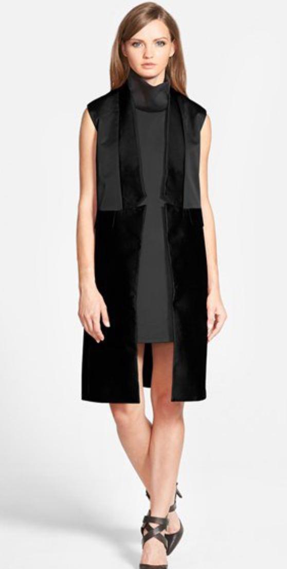 black-dress-mini-black-vest-tailor-black-shoe-pumps-wear-style-fashion-fall-winter-turtleneck-hairr-dinner.jpg