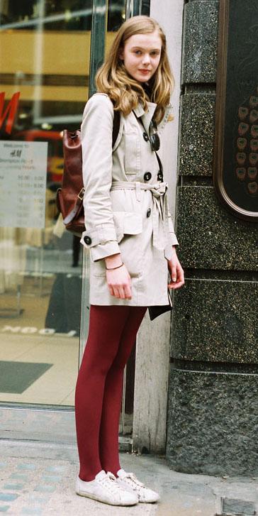 brown-bag-pack-white-shoe-sneakers-red-tights-trench-tan-jacket-coat-spring-summer-blonde-weekend.jpg